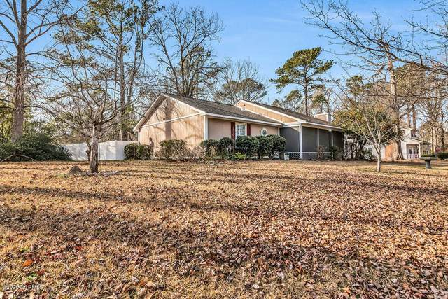 800 Mill River Road, Jacksonville, NC 28540 (MLS #100204389) :: Berkshire Hathaway HomeServices Hometown, REALTORS®