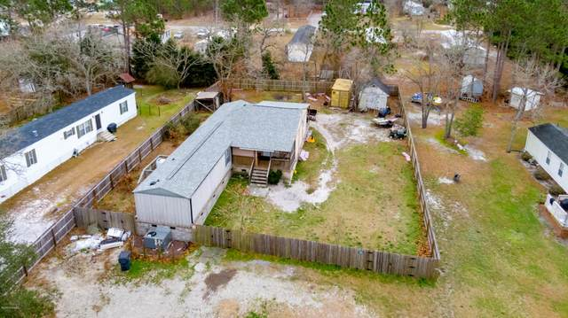 703 Fawn Drive SW, Supply, NC 28462 (MLS #100204423) :: RE/MAX Essential
