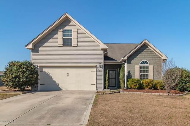 516 Shelmore Lane, Jacksonville, NC 28540 (MLS #100204435) :: Courtney Carter Homes