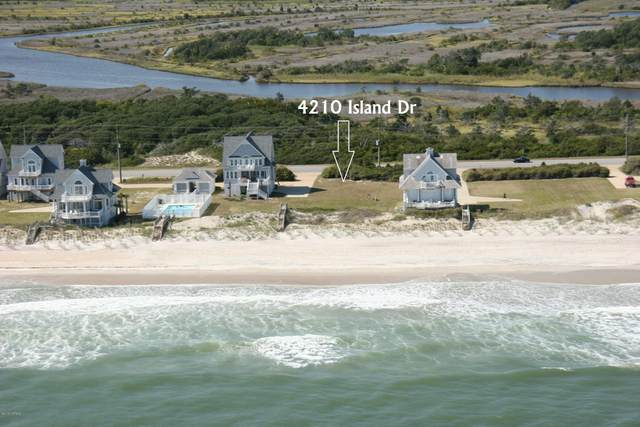 4210 Island Drive, North Topsail Beach, NC 28460 (MLS #100204437) :: Liz Freeman Team