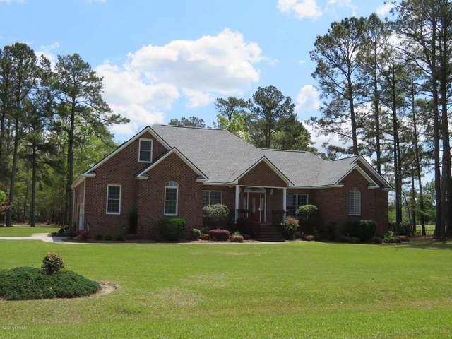 107 Moores Farm Road, Havelock, NC 28532 (MLS #100204440) :: CENTURY 21 Sweyer & Associates