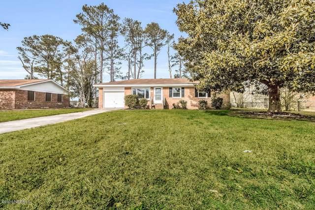 117 Sheffield Road, Jacksonville, NC 28546 (MLS #100204547) :: Berkshire Hathaway HomeServices Hometown, REALTORS®