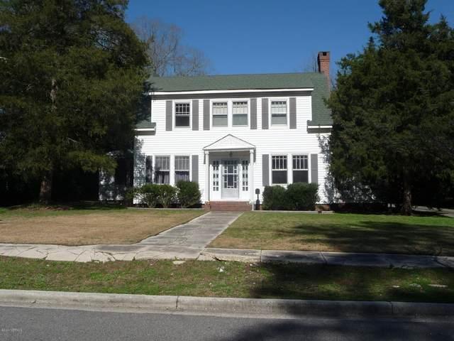 212 E Covington Street, Laurinburg, NC 28352 (MLS #100204553) :: Berkshire Hathaway HomeServices Hometown, REALTORS®