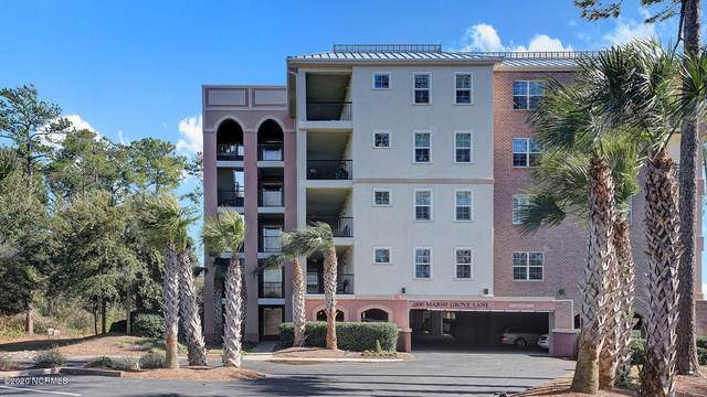 2100 Marsh Grove Lane #2101, Southport, NC 28461 (MLS #100204570) :: Frost Real Estate Team