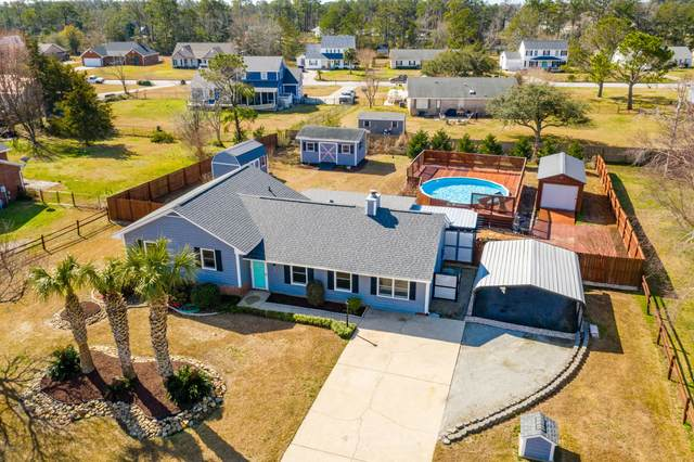 1815 Paulette Road, Morehead City, NC 28557 (MLS #100204586) :: Courtney Carter Homes