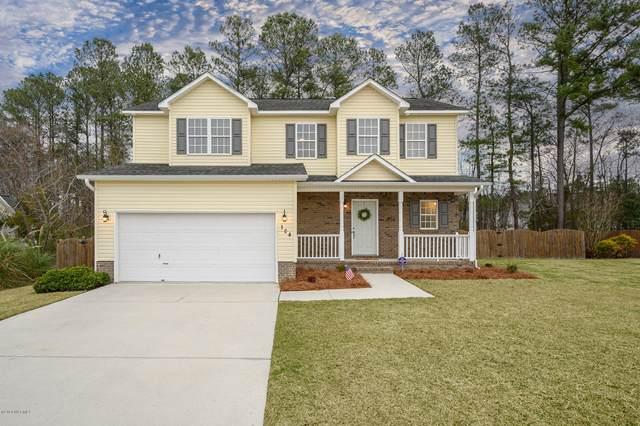 104 Edgefield Drive, Jacksonville, NC 28546 (MLS #100204590) :: Lynda Haraway Group Real Estate