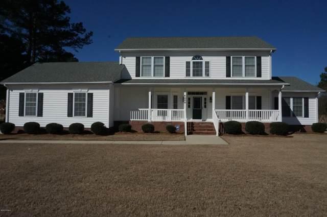 4809 Country Club Drive N, Wilson, NC 27896 (MLS #100204613) :: The Keith Beatty Team