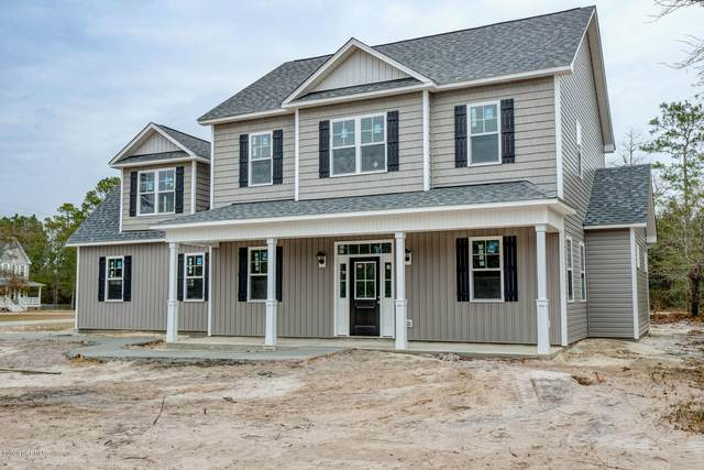 204 Shellbank Drive, Sneads Ferry, NC 28460 (MLS #100204619) :: Frost Real Estate Team