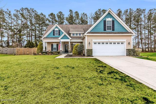 223 Maidstone Drive, Richlands, NC 28574 (MLS #100204625) :: Coldwell Banker Sea Coast Advantage