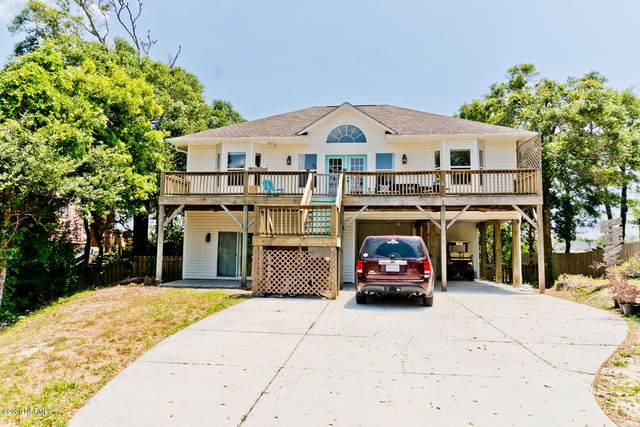 7315 Archers Creek Drive, Emerald Isle, NC 28594 (MLS #100204631) :: The Bob Williams Team