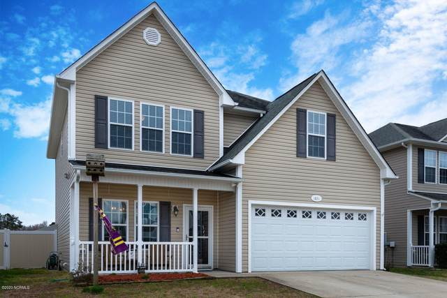 1031 Jade Lane, Winterville, NC 28590 (MLS #100204643) :: The Cheek Team