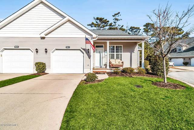 502 A Village Green Drive A, Morehead City, NC 28557 (MLS #100204647) :: Courtney Carter Homes