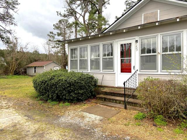 259 Old River Road, Beaufort, NC 28516 (MLS #100204654) :: Lynda Haraway Group Real Estate