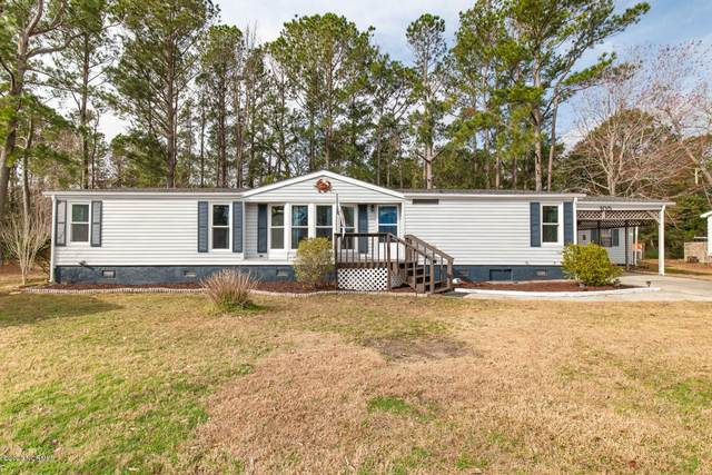 105 Navy Court, Hampstead, NC 28443 (MLS #100204674) :: Frost Real Estate Team