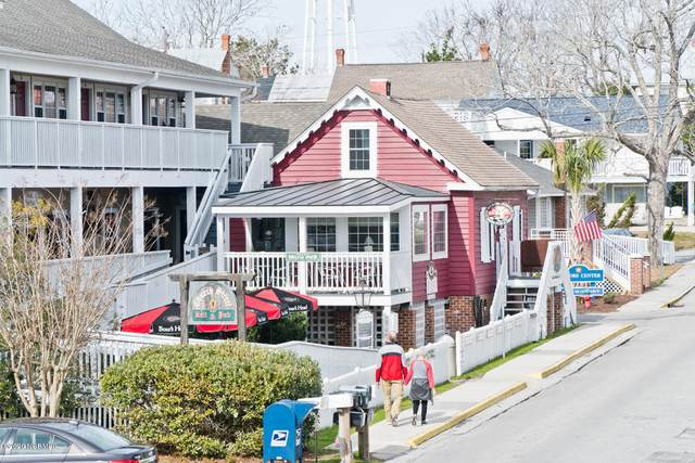 105 W Church Street #1, Swansboro, NC 28584 (MLS #100204706) :: Berkshire Hathaway HomeServices Hometown, REALTORS®