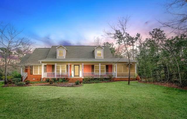 525 Scenic Circle, Wilmington, NC 28411 (MLS #100204716) :: RE/MAX Essential