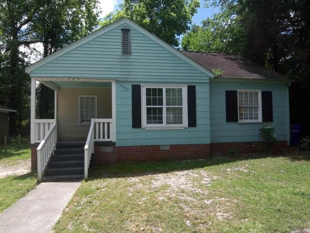 1902 E 4th Street, Greenville, NC 27858 (MLS #100204726) :: Courtney Carter Homes