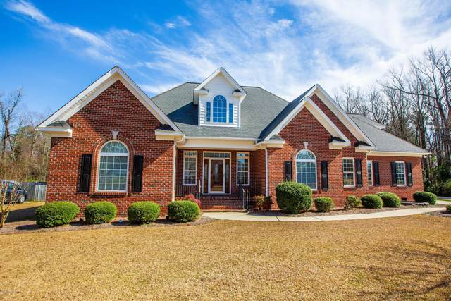 2094 Autumn Drive, Kinston, NC 28501 (MLS #100204739) :: The Keith Beatty Team