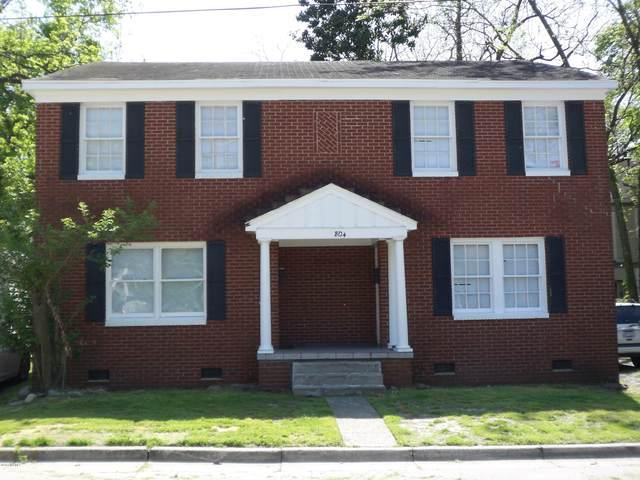 804 Johnston Street A, Greenville, NC 27858 (MLS #100204765) :: Frost Real Estate Team