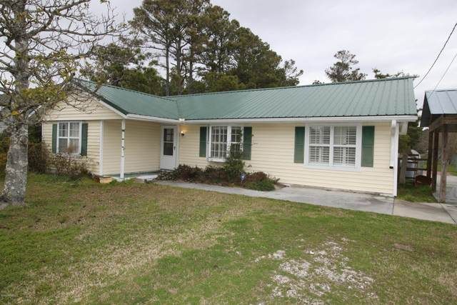 215 Pinners Point Road, Beaufort, NC 28516 (MLS #100204767) :: Courtney Carter Homes