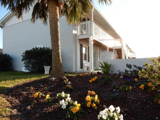 127 Old Causeway Road #21, Atlantic Beach, NC 28512 (MLS #100204806) :: Coldwell Banker Sea Coast Advantage