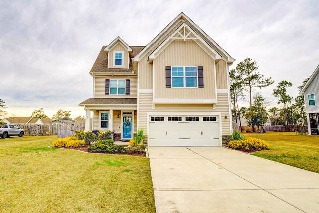 205 Cheswick Drive, Holly Ridge, NC 28445 (MLS #100204824) :: The Bob Williams Team