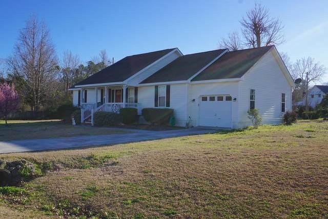 101 Bur Oaks Boulevard, Newport, NC 28570 (MLS #100204837) :: Coldwell Banker Sea Coast Advantage