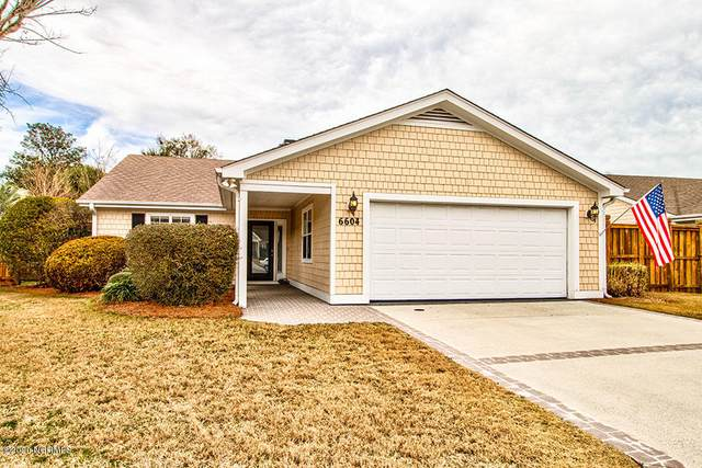 6604 Butterclam Court, Wilmington, NC 28405 (MLS #100204841) :: RE/MAX Essential