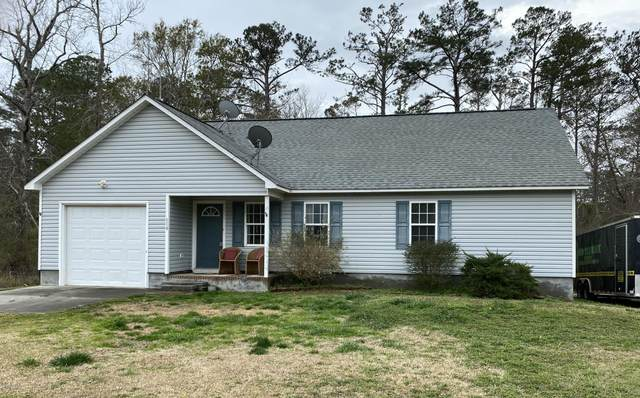 114 Joans Haven Drive, Newport, NC 28570 (MLS #100204850) :: Lynda Haraway Group Real Estate