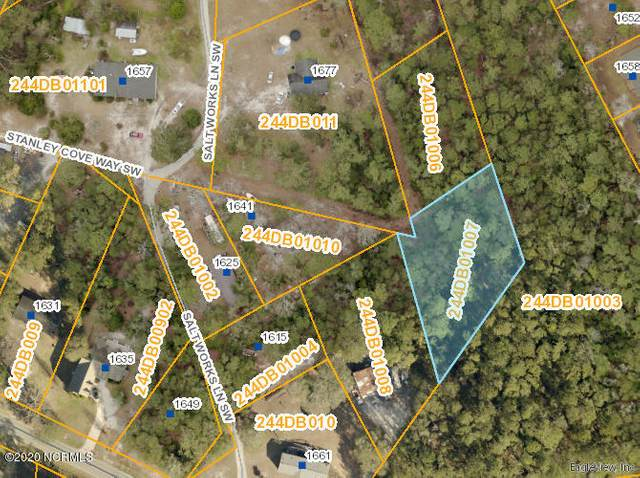 0 Tr-4 0.54 Ac Pl S/335, Shallotte, NC 28470 (MLS #100204864) :: Thirty 4 North Properties Group