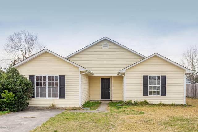 1302 Navarro Loop, Jacksonville, NC 28540 (MLS #100204877) :: RE/MAX Elite Realty Group