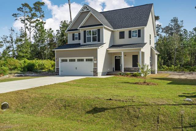 280 Marsh Haven Drive, Sneads Ferry, NC 28460 (MLS #100204895) :: RE/MAX Elite Realty Group