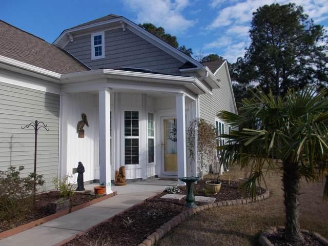 5266 Windward Way, Southport, NC 28461 (MLS #100204899) :: SC Beach Real Estate