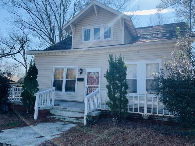 301 Warren Street W, Wilson, NC 27893 (MLS #100204919) :: Thirty 4 North Properties Group
