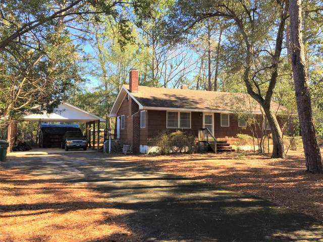 327 Pine Valley Drive, Wilmington, NC 28412 (MLS #100204933) :: Thirty 4 North Properties Group