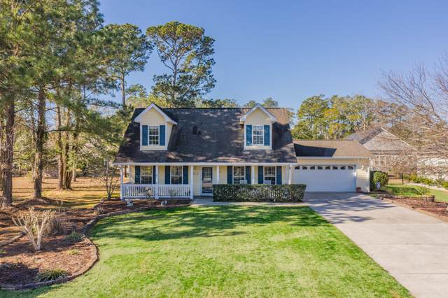 1784 Waterwing Drive SW, Ocean Isle Beach, NC 28469 (MLS #100204945) :: Courtney Carter Homes