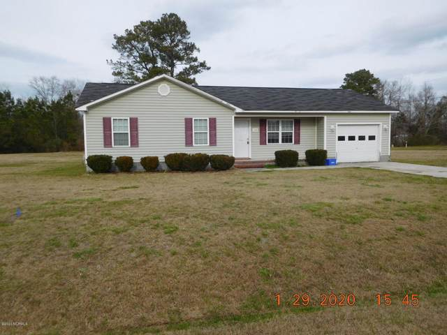 100 Burrell Lane, Richlands, NC 28574 (MLS #100204995) :: Coldwell Banker Sea Coast Advantage
