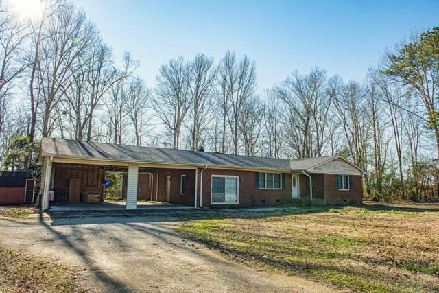 5127 N Carolina Hwy 58, Kinston, NC 28501 (MLS #100205013) :: The Keith Beatty Team