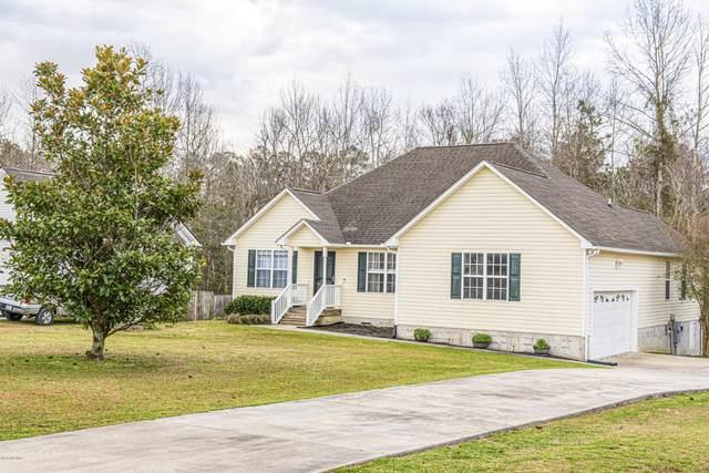 305 Appaloosa Court, Swansboro, NC 28584 (MLS #100205014) :: Berkshire Hathaway HomeServices Hometown, REALTORS®