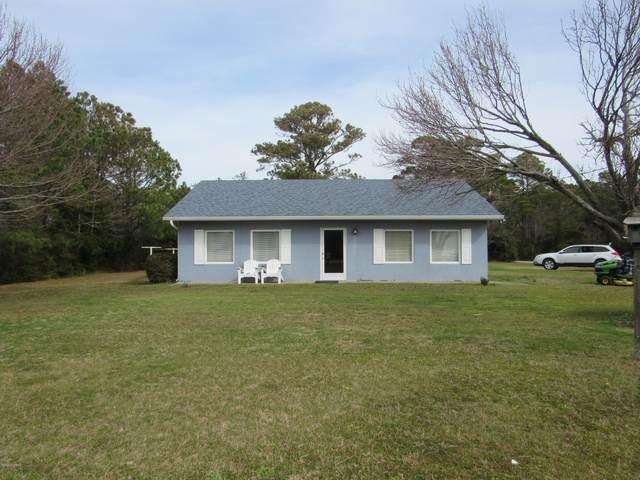 489 Seashore Drive, Atlantic, NC 28511 (MLS #100205050) :: Courtney Carter Homes