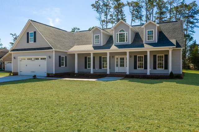1601 Sanderling Drive, Morehead City, NC 28557 (MLS #100205065) :: RE/MAX Elite Realty Group