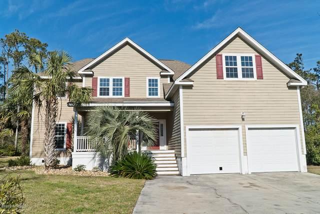 109 Beach Haven Cove, Cedar Point, NC 28584 (MLS #100205092) :: Barefoot-Chandler & Associates LLC