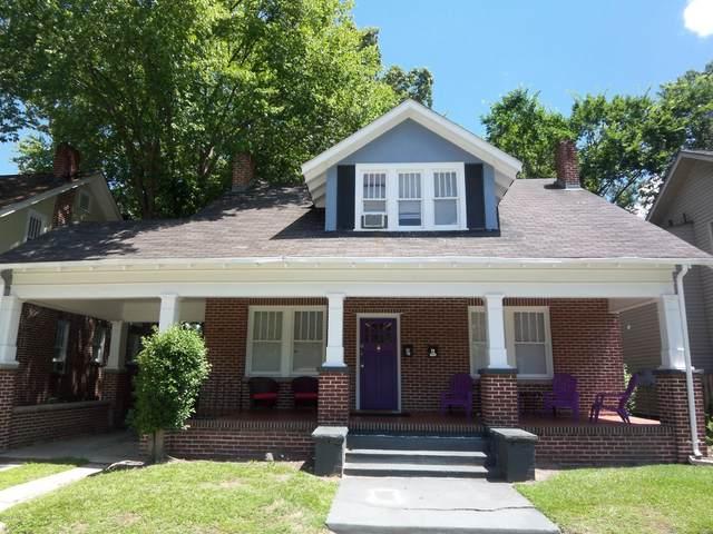 705 E 4th Street A, Greenville, NC 27858 (MLS #100205122) :: Lynda Haraway Group Real Estate