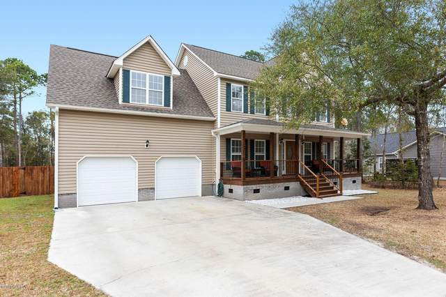 1426 Chadwick Shores Drive, Sneads Ferry, NC 28460 (MLS #100205131) :: The Keith Beatty Team