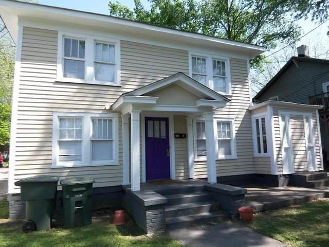 405 S Jarvis Street B, Greenville, NC 27858 (MLS #100205134) :: Lynda Haraway Group Real Estate