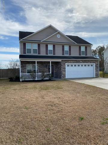107 Amberwine Circle, Richlands, NC 28574 (MLS #100205146) :: Courtney Carter Homes