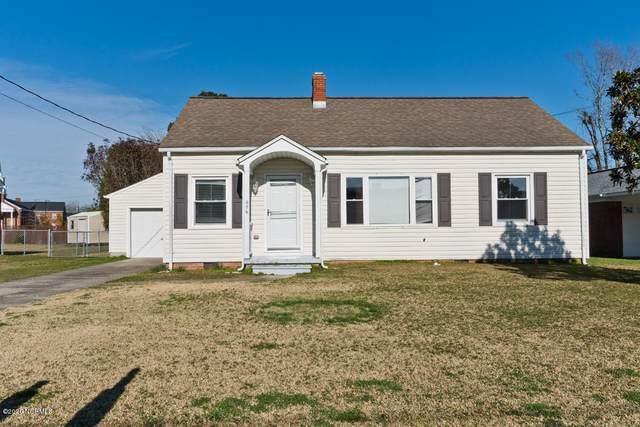 606 Sabiston Drive, Swansboro, NC 28584 (MLS #100205154) :: Berkshire Hathaway HomeServices Hometown, REALTORS®