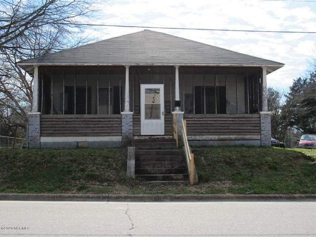 821 Fountain Street, Tarboro, NC 27886 (MLS #100205157) :: The Keith Beatty Team