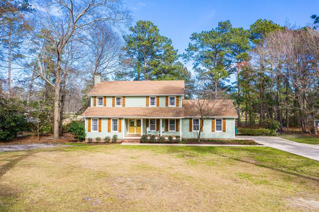 213 W Fairway Drive, Washington, NC 27889 (MLS #100205162) :: Frost Real Estate Team