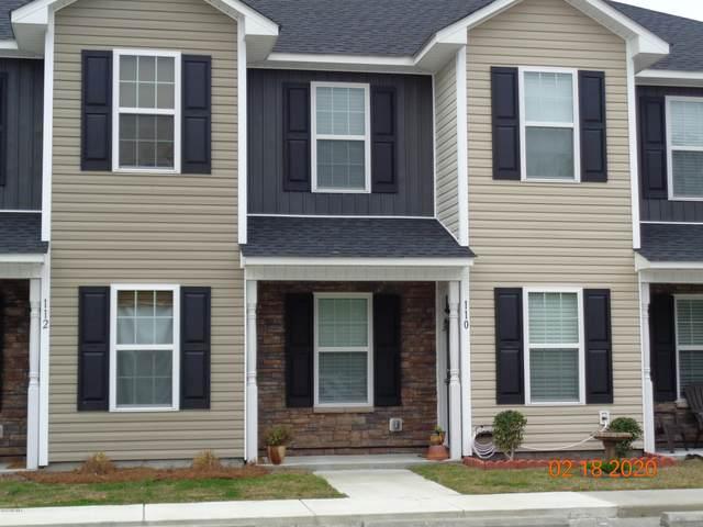 110 Meadow Way, Havelock, NC 28532 (MLS #100205163) :: The Tingen Team- Berkshire Hathaway HomeServices Prime Properties